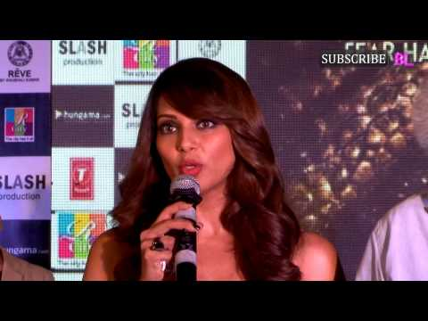 Bipasha Basu walks the ramp at 'Creature 3D' m