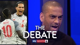 Which English team is best placed to win the Champions League?   Sherwood & Babb   The Debate