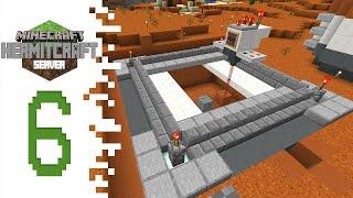 Hermitcraft (Minecraft) - EP06 - Mining Laser!