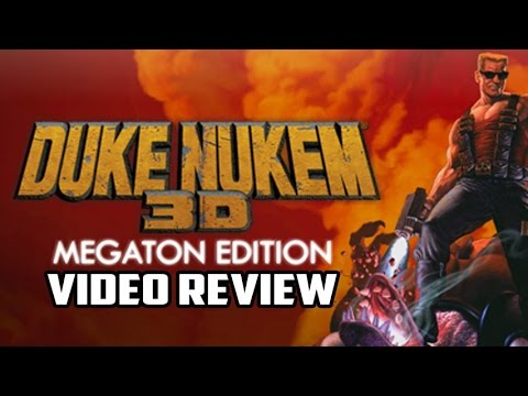 Duke Nukem 3D Megaton Edition PC Game Review