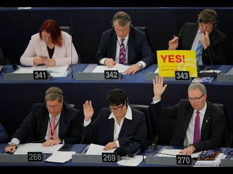 EU: Das Parlament sagt ja zur Urheberrechtsreform