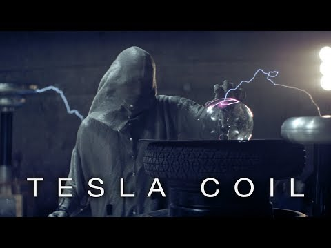 Cymatics: Tesla Coil Music (видео)