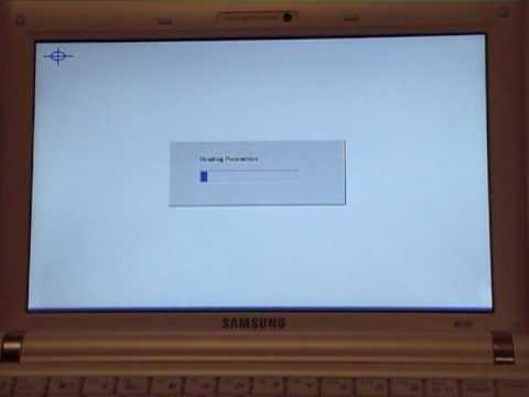 Tutorial para instalar una pantalla táctil en el netbook Samsung NC10