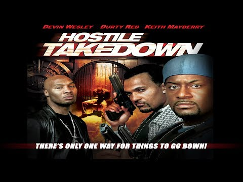 Hostile Takedown  -  Edge Of Your Seat Action Movie!