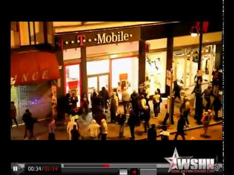 mop looting - Check out our Channel! http://www.youtube.com/user/WWOnlineNews War Like Situation In Brixton - Is This The Mop? Guys Looting A T Mobile Shop! UK Riots.