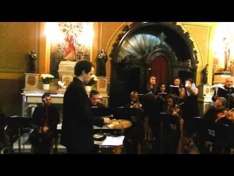 Panis Angelicus com Soprano e Coral de 8 Vozes