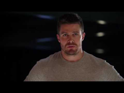 Arrow 4x05 - Sara Comes Back To Life + John Constantine #1