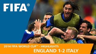 Video ENGLAND v ITALY (1:2) - 2014 FIFA World Cup™ MP3, 3GP, MP4, WEBM, AVI, FLV Juli 2018