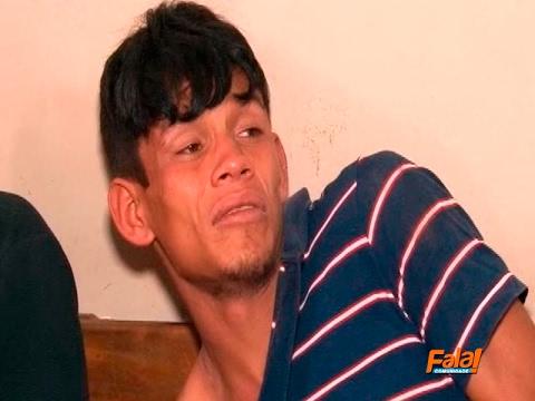 Homem é preso em Wanderlândia com 16 pedras de crack, 600 reais em dinheiro e suspeito de furto