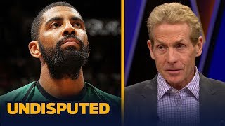 Skip Bayless says Kyrie Irving apologizing to LeBron was a message to the Celtics   NBA   UNDISPUTED