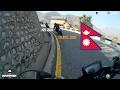 DUKE 200 vs. APACHE 200 vs. NS 200 (RAW FOOTAGE) | SINDHULI, Nepal | Motovlog #20