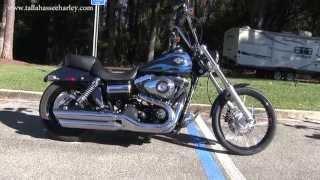 7. Used 2013 Harley Davidson FXDWG Dyna Wide Glide