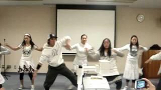 TGBTG dance ministry-Jan.25 '09