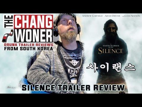 Silence Official Trailer (2016) Reaction 사이랜스