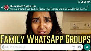 Video Every Family WhatsApp Group Ever | MostlySane MP3, 3GP, MP4, WEBM, AVI, FLV Maret 2018