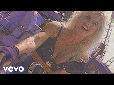 Tekst piosenki Lita Ford - Larger than life po polsku