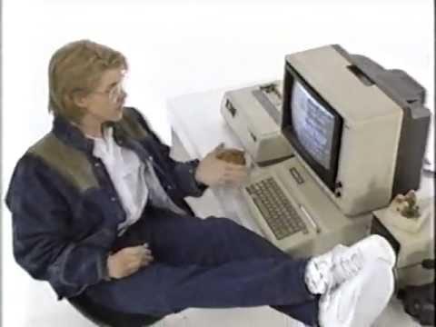 'Encyclopædia Britannica' Commercial 1988