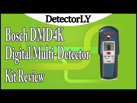Bosch DMD4K Digital Multi-Detector Kit Review