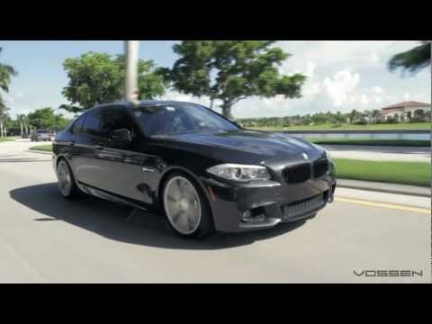 BMW F10 5 Series 535i on 20