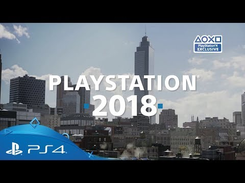2018 PlayStation Highlights | PS4 - Главные релизы Sony в 2018