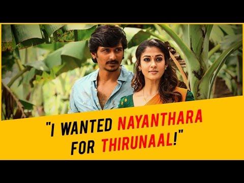 Jiiva--I-wanted-Nayanthara-for-Thirunaal