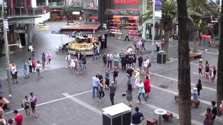International Rueda Multi Flashmob Surfers Paradise Australia 2014