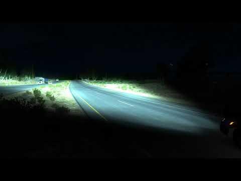ALEXD 5500 K Lights ATS v1.0