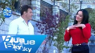 Elizabeta Marku&Skender Xhafa - Ti Si Sheg E Une Si Ftu - Www.blueskymusic.tv - TV Blue Sky