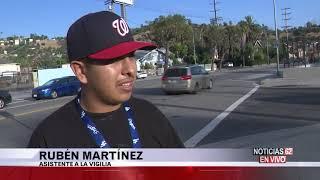 Vigilia por joven accidentado – Noticias 62 - Thumbnail