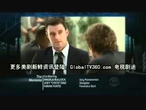 The Mentalist 4.02 (Preview)