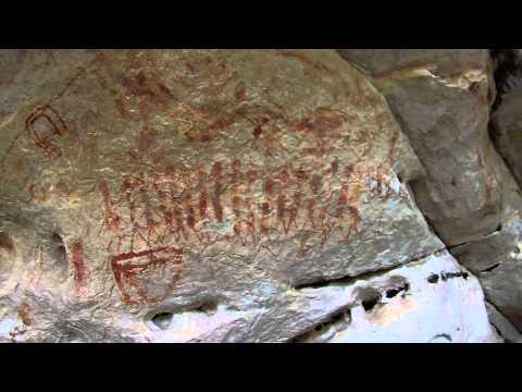 Pinturas rupestres do Catimbau