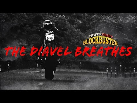 Blockbuster 4 : The Diavel Breathes : PowerDrift