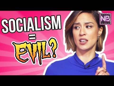 The Biggest Myths About Socialism