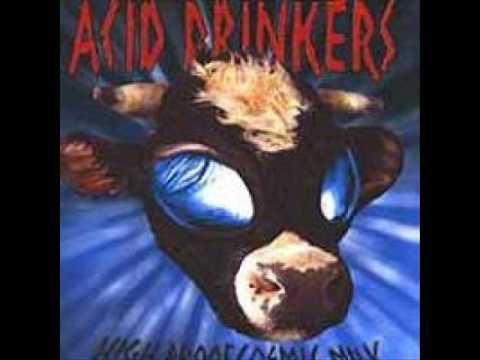 Tekst piosenki Acid Drinkers - Dementia blvd po polsku