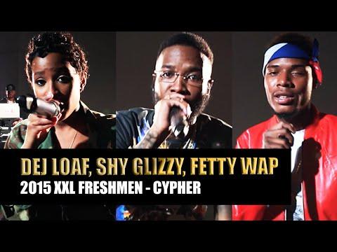 DeJ-Loaf--Fetty-Wap---Shy-Glizzy---2015-XXL-Freshmen-Cypher