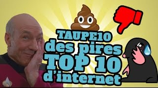 Video TOP 10 des pires TOP 10 d'internet MP3, 3GP, MP4, WEBM, AVI, FLV Agustus 2017
