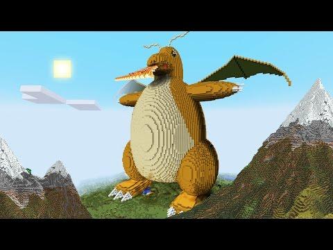 Minecraft vs Pokemon go | GIGA DRAGONITE!! | (PvZ/Pokego Land) - Thời lượng: 3 phút, 13 giây.