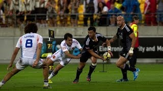 Wellington Sevens - Official Day One Highlights