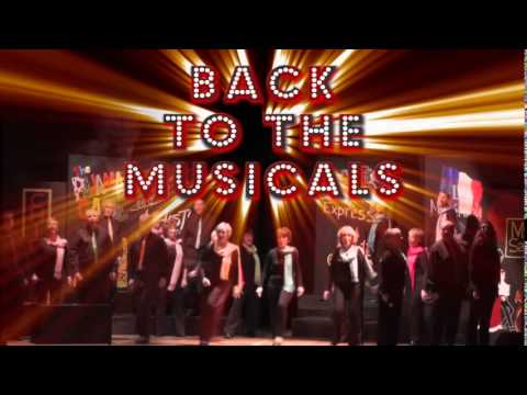 Back To The Musicals - Title Sequence