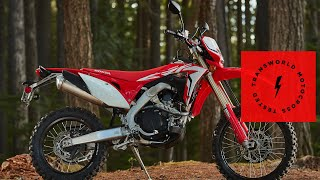 7. 2019 Honda CRF450L | Technical Briefing