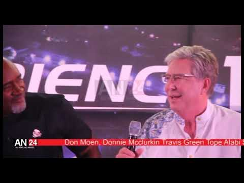 DON MOEN, DONNIE MCCLURKIN, TOPE ALABI, OTHERS STORM LAGOS FOR THE EXPERIENCE 2017