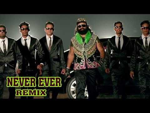 Never Ever (Remix) | Full Video Song | MSG: The Me