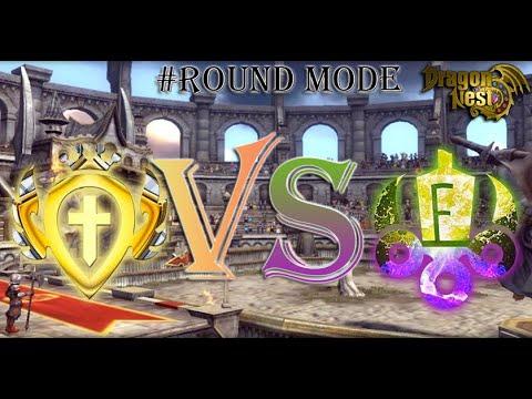 Dragon Nest PvP Lv95 - Guardian VS Physician#Round Mode