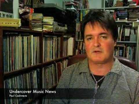 Undercover Music News for Friday, April 25, 2008