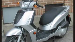 8. kymco people 250 top speed