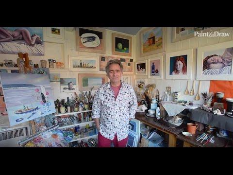 The Artist's Studio: Tim Burns