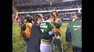 Copa Libertadores de América 2000 Palmeiras (2) 0x0 (4) Boca Juniors.