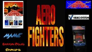 Aero Fighters (Arcade Emulated / M.A.M.E.) by WonderBoy