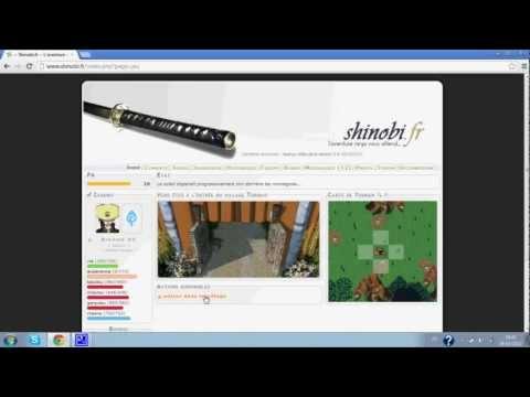 Shinobi.fr Internet