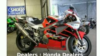 3. 2004 Honda RC51 Base - Features, Review